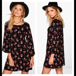 ASOS Dresses & Skirts - NWT Boho Floral Dress Sz 8
