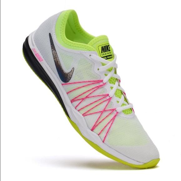 Nike Dual Fusion HIT Women's Training Shoes