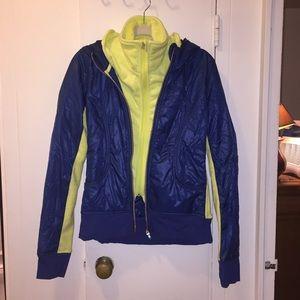 Lily lemon uba puffy jacket hoodie
