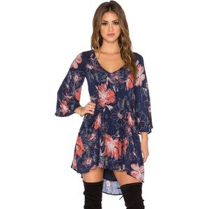 Free People Dresses & Skirts - Free People NWT$168 Trapeze Floral Crochet Dress!2