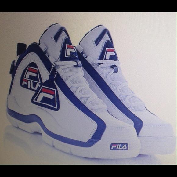 Fila Shoes   Iso Grant Hill Fila 96