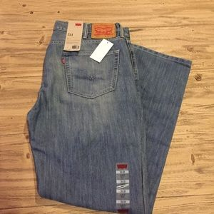 Levi's Other - Brand new Levis 511 slim fit jeans