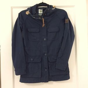 Penfield Jackets & Blazers - Penfield Navy Trailwear Parka