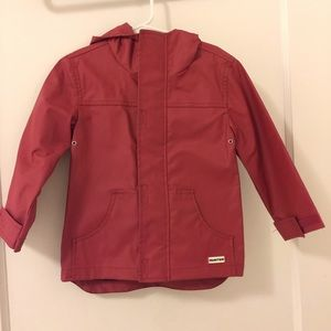 Hunter Boots Other - $40 PP/ New Hunter Boys Rain Jacket
