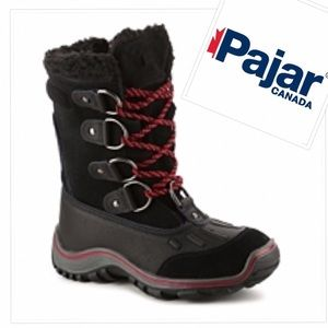 Pajar Black Alina All Weather Winter Boot- New