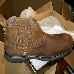 skechers usa men's blaine orsen ankle boot