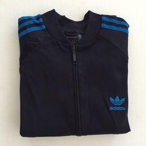 Adidas Jackets & Blazers - [Adidas•Originals] women's track zip-up jacket S-M