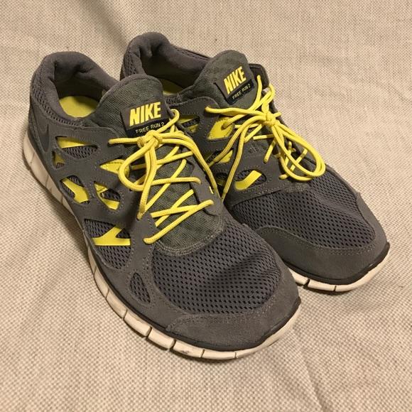 1e938a38f844e Nike • Free Run 2.0 🏃🏽 sneaks. M 583681927fab3a2ec601faad