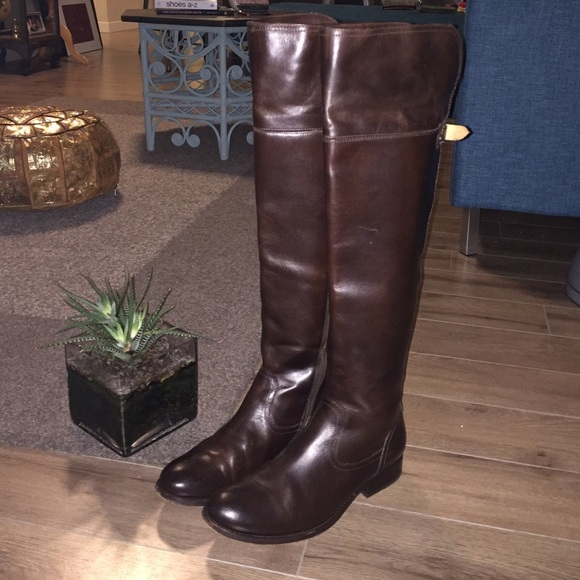f53cf40ece7 Frye Shoes - Frye Melissa Over The Knee Boot - 9.5