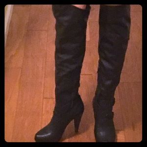 G by Guess Shoes - Over the knee boots