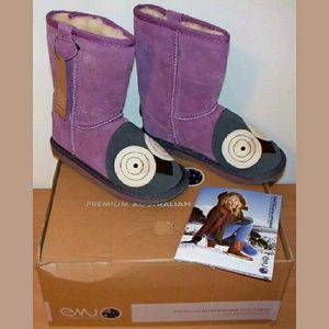 Emu Other - 🎉HP🎉 EMU Little Creatures Owl toddler boots