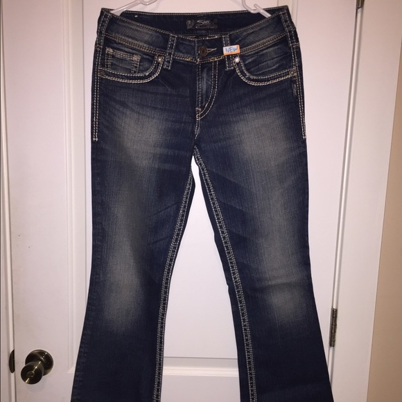 69% off Silver Jeans Denim - NWOT🔷SALE🔷Silver Suki Jeans from ...