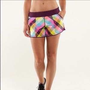 "Lululemon ""Shake & Break"" shorts"