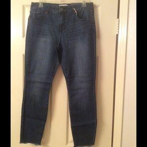 "Artisan NY Pants - ""NWT"" Frayed Ankle Pants"