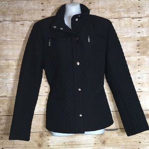 Gallery Jackets & Blazers - NWOT Gallery Women's Black Quilted Jacket