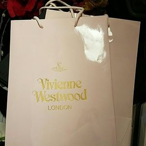 Vivienne Westwood London Shopping Bags