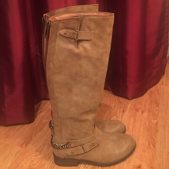 5a150eb67d5 Madden Girl Shoes -  Madden Girl  Canyon Boots