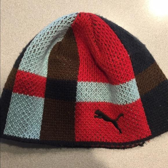 d9b2d879ffc Puma knit winter hat. M 5837112bea3f3642d70333ce. Other Accessories ...