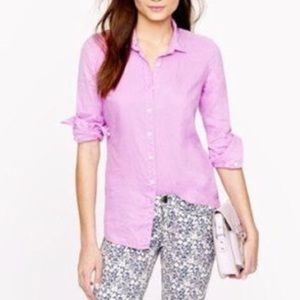 J. Crew Tops - 🔹3 for $20🔹J crew perfect linen shirt
