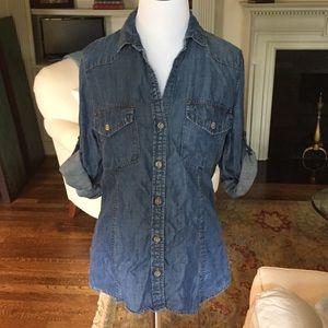 Cloth & Stone Buttondown Top