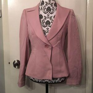 Armani Collezioni Jackets & Blazers - Armani Collezioni pink blazer