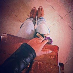 Rachel Roy Shoes - Rachel Roy peep toe booties