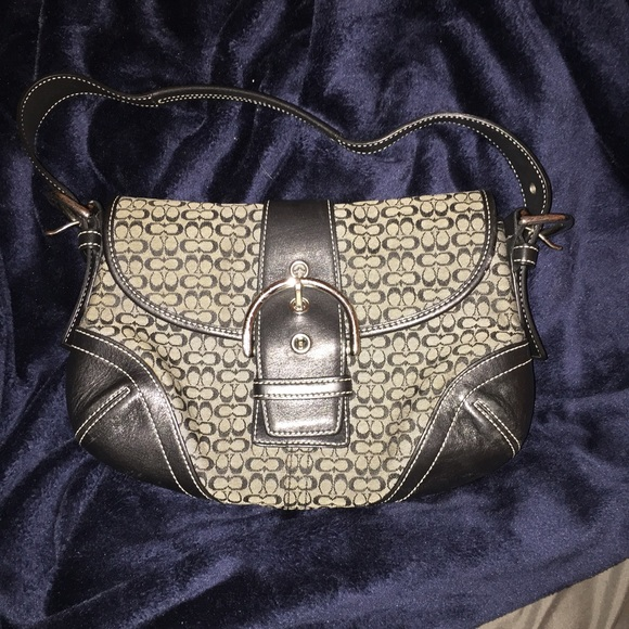 828d810e99 ❗️SALE❗️Old style Coach bag.