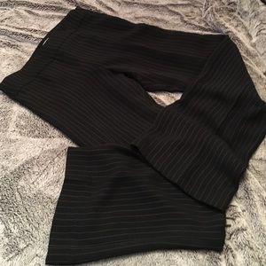 Armani Collezioni Pants - Armani Collezioni pinstripe trousers