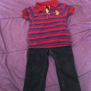 U.S. Polo Assn. Other - U.S.P.A outfit