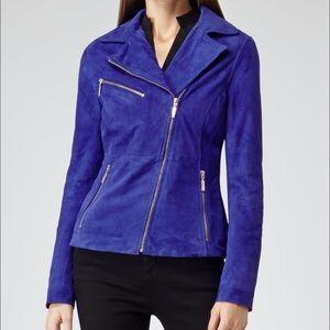Reiss Jackets & Blazers - NWOT Reiss Moto Jacket