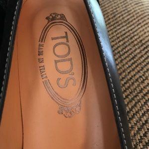 Tod's Shoes - Tod's Kitten Heel Pumps