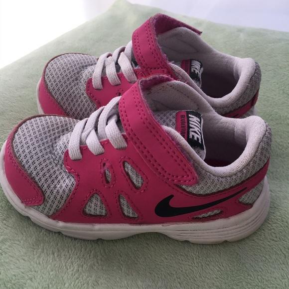 991c112d1ff9a Nike Shoes | Toddler Girl S Revolution 2 Size 6c | Poshmark