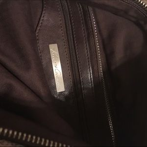 Kenneth Cole Bags - Kenneth Cole brown leather clutch