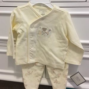 First Impressions Other - New girls pajama set. 3-6 months. Long sleeve