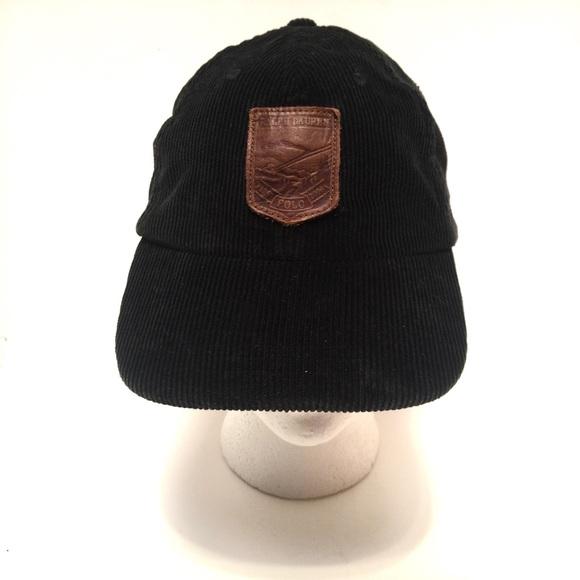 8f537fb40e1f4 Vintage Polo Ralph Lauren Corduroy Suicide Ski Hat.  M 583738879818296dd4000c1a