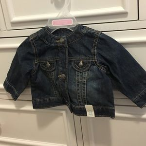 Children's Place Other - New children's place jean jacket 0-3 months