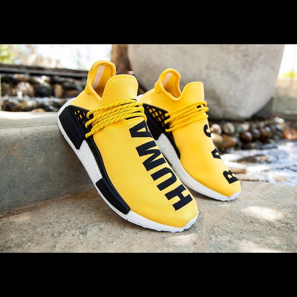 Human Race NMDs size 6 women 4 men