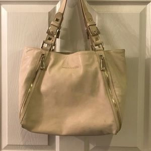 Massaccessi Leather Handbag