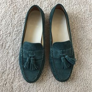 Cole Haan Shoes - Cole Haan Suede Loafers