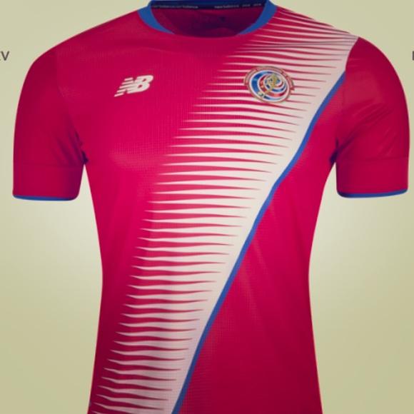 new balance costa rica soccer jersey