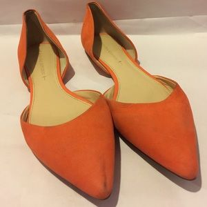 Banana republic women's shoe Orange size 9.5M