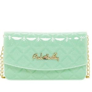 Jelly Candy Crossbody Purse - Jade