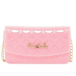 Jelly Candy Crossbody -- Pink