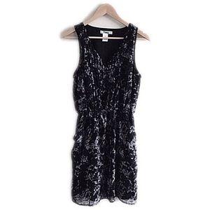 Pinky Dresses & Skirts - Pinky black and gray silky dress