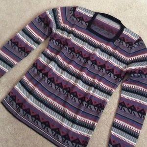 Vintage Sweaters - Unique. Truly. Vintage. Square. Neck. Sweater.