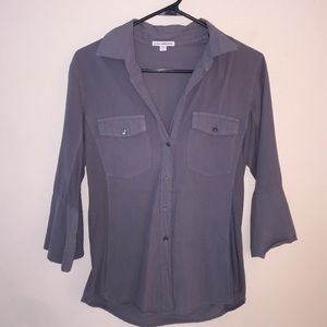 James Perse Tops - James Perse Button Up