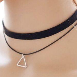 Jewelry - Black Choker Necklace