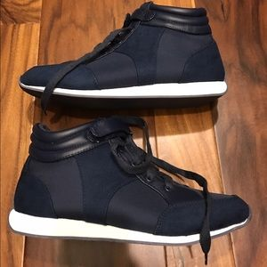 H&m navy sneakers