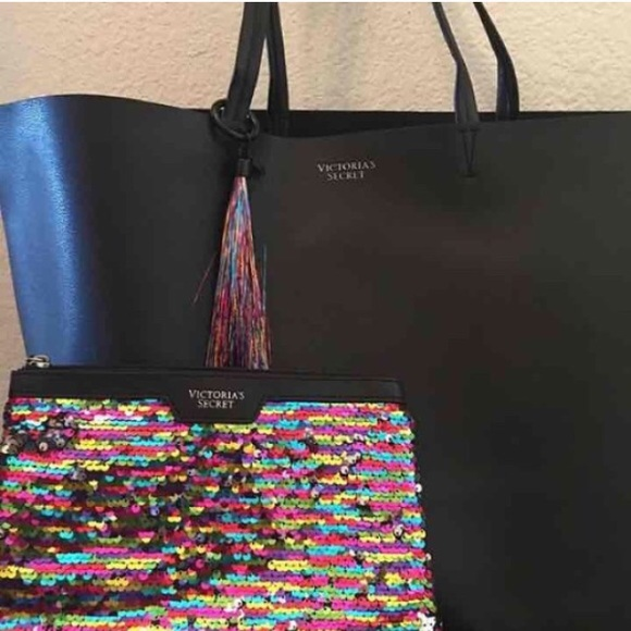 Victoria's Secret - 2016 victorias secret black friday bag and ...