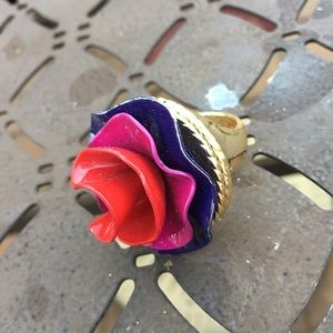 Marc Jacobs Lola solid perfume ring!